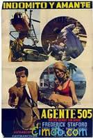 Agent 505: Todesfalle Beirut (Manfred R. Kohler) / 特工505大战贝鲁特