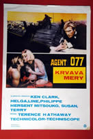 Agente 077: Missione Bloody Mary (Sergio Grieco as Terence Hathaway)