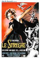 Le streghe (Mauro Bolognini , Vittorio De Sica, and more) / 女巫