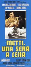 Metti, una sera a cena (Giuseppe Patroni Griffi) / 爱的轮�h