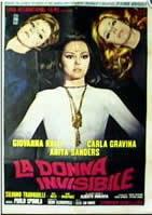 La donna invisibile (Paolo Spinola) / (直译 无形女)