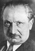Martin Heidegger(German 1889-1976)