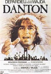 《丹东Danton 》(1983) 关于法国大GM的历史片