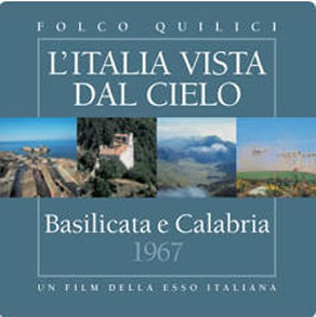 L'Italia vista dal cielo BASILICATA E  CALABRIA 1967