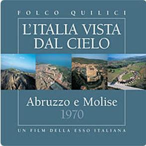 """电影""""阿布鲁佐和莫利塞"""" 由埃索1970年拍摄 2006年重版的系列电影""""从天空看意大利"""""""