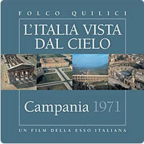 """电影""""坎帕尼亚"""" 由埃索1971年拍摄 2005年重版的系列电影""""从天空看意大利"""""""