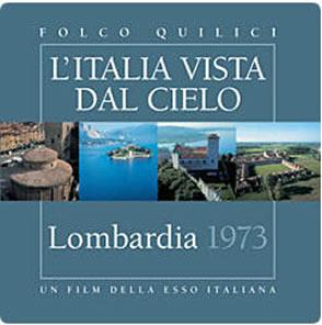 """电影""""伦巴第大区"""" 由埃索1973年拍摄 2006年重版的系列电影""""从天空看意大利"""""""
