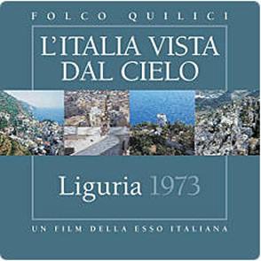 """电影""""利古里亚"""" 由埃索1973年拍摄 2004年重版的系列电影""""从天空看意大利"""""""