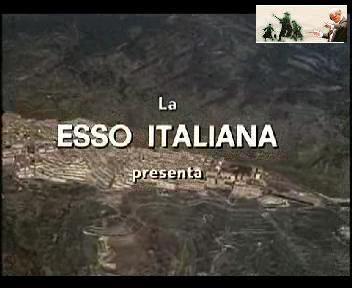 LA ESSO ITALIANA PRESENTA