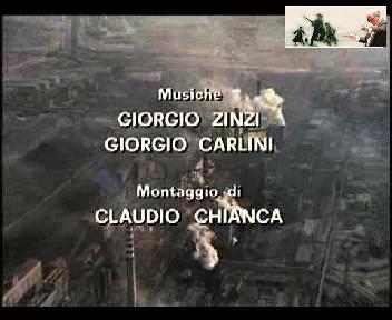 Musiche GIORGIO ZINZI GIORGIO CARLINI