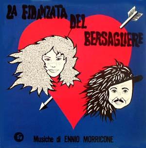 此系列片由Morricone和Piccioni二人谱曲,中右图为莫里康内的一个合辑,