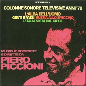 作曲家Piero Piccioni的专辑