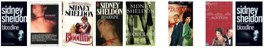 "The author of the novel ""Bloodline"" Sidney sheldon"