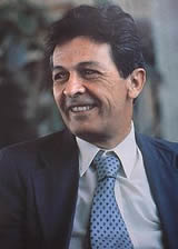 General Secretary of the Italian Communist Party Enrico Berlinguer (1922-1984)