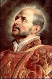 圣依纳爵・罗耀拉(西班牙文:Ignacio de Loyola)