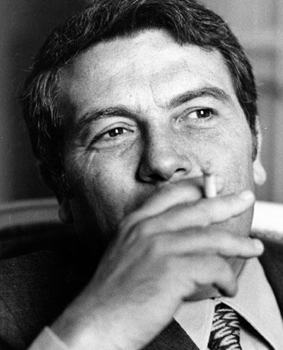 Elio Petri in the 70s in Paris