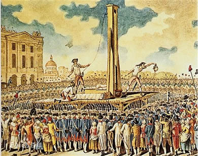 French Revolution-Executed Louis XVI