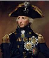 英国有史以来最伟大的海军将领霍雷肖・纳尔逊