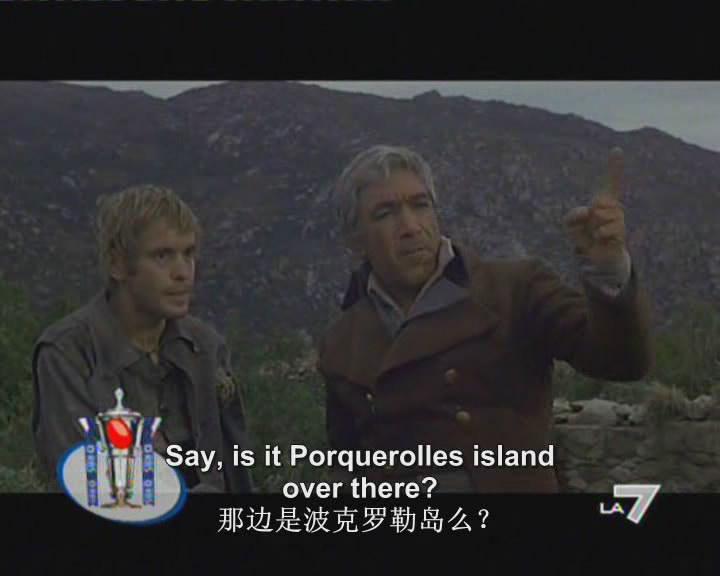 电影故事发生地-波克罗勒岛