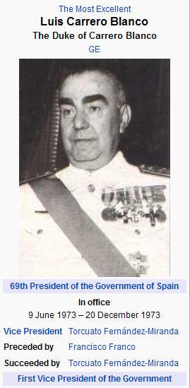 路易斯・卡雷罗・布兰科
