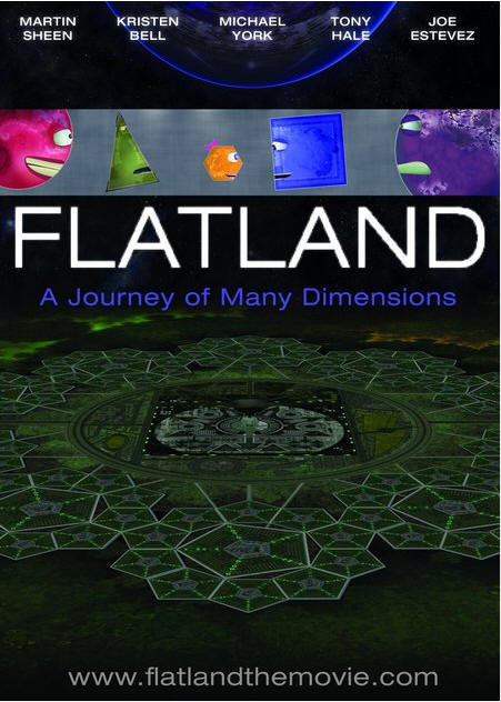 "(2007) Flatland: The Movie (34'00"")( Directed by Dano Johnson and Jeffrey Travis )"